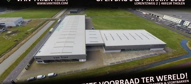 Open dagen 6 & 7 Maart 2015 van Trier Europe