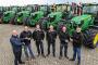 6 Nieuwe John Deere tractoren voor van Eijck- van Gastel